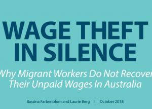 Wage Theft in Silence